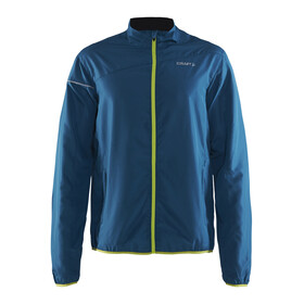 Craft Radiate - Veste course à pied Homme - vert/bleu